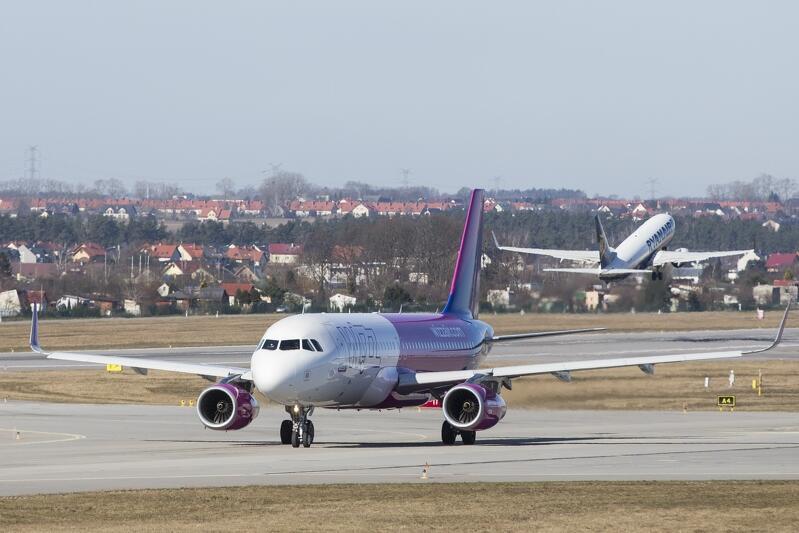 Новые рейсы и летнее расписание Гданьского аэропорта