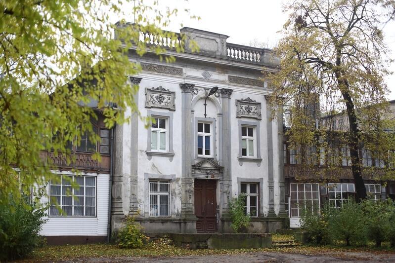 Dom Zdrojowy w Brzeźnie zamieni się w Centrum Edukacji Ekologicznej