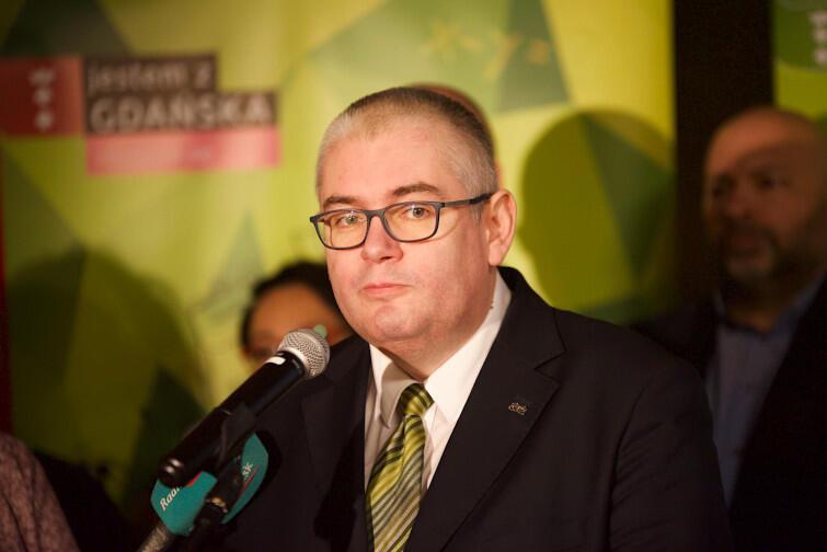 Uczniów, rodziców i opiekunów wspiera m.in. zastępca prezydenta ds. polityki społecznej Piotr Kowalczuk