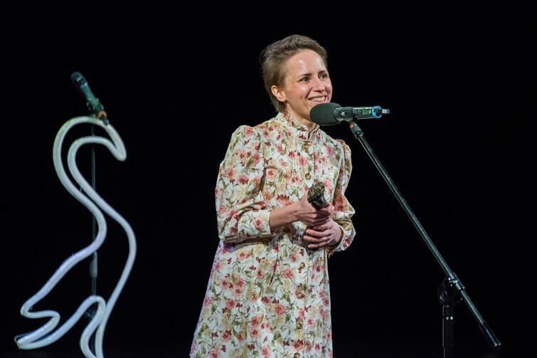 Gdańskie Targi Książki przyniosły jej już w tym roku Pomorskie Sztormy, nagrodę Gazety Wyborczej