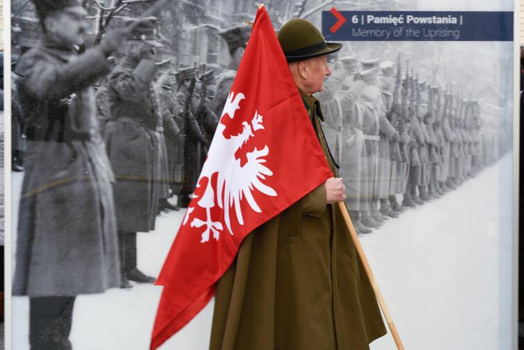 """Wernisaż wystawy """"Wielkopolanie ku Niepodległej - w stulecie zwycięskiego powstania 1918-1919 r."""""""