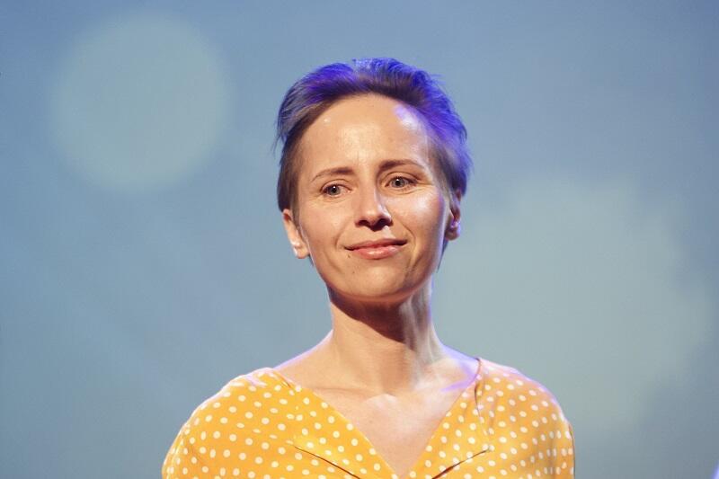 Magdalena Kalisz podczas gali Splendor Gedanense`2019