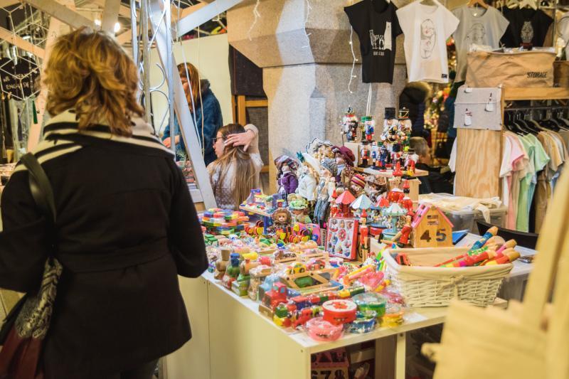 Wielkanocny EtnoKiermasz w Spichlerzu Opackim to okazja do kupienia nietuzinkowych upominków i ozdób na świąteczny stół