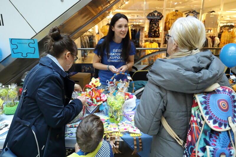 Obchody Światowego Dnia Autyzmu w Manhattanie odbyły się w sobotę, 6 kwietnia
