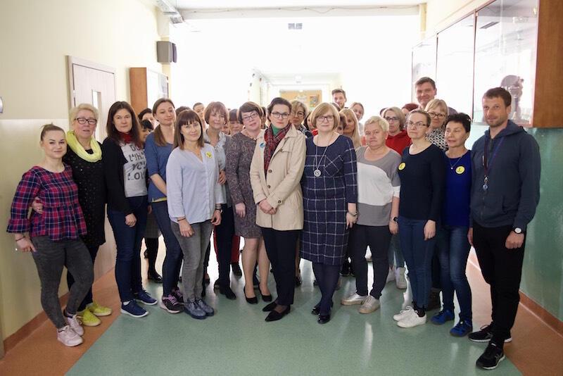 87 proc. nauczycieli ze SP nr 58 w Gdańsku przystąpiło do strajku