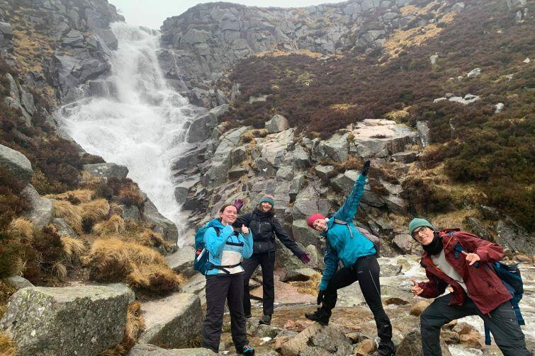 Nawet jeżeli pogoda w górach nie rozpieszcza, to zdecydowanie można się w nich dobrze bawić