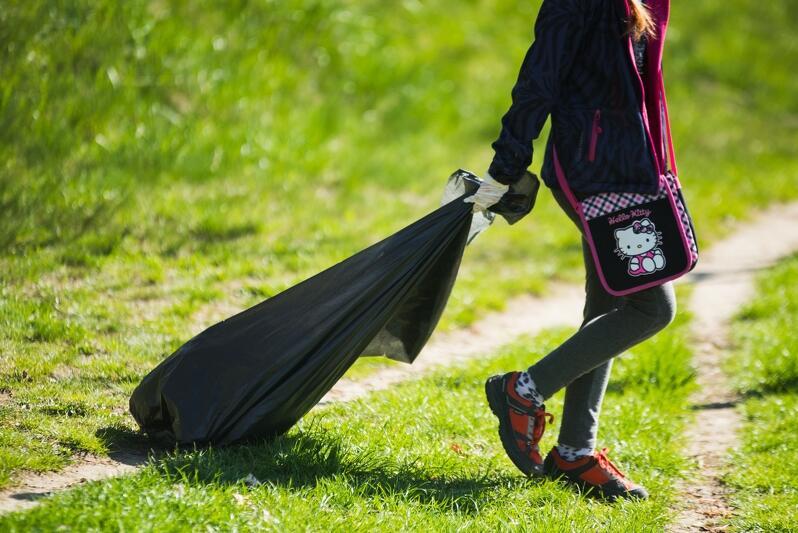 Trash Challenge podejmują kolejne gdańskie dzielnice