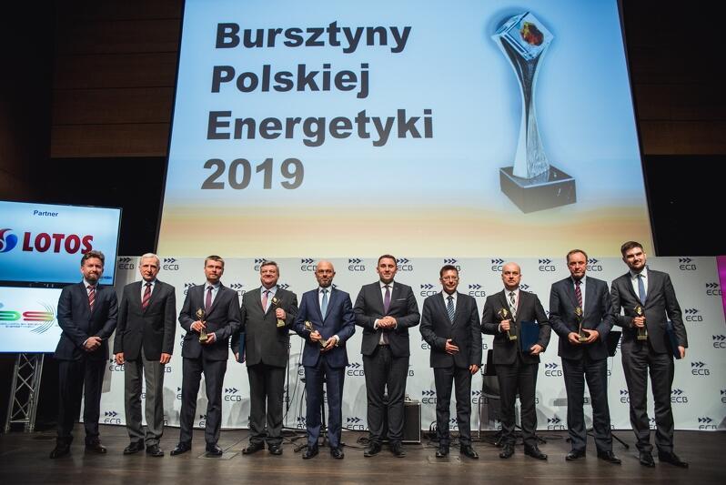 Bursztyny Polskiej Energetyki to wyróżnienia wręczane tradycyjnie podczas Ogólnopolskiego Szczytu Energetycznego w gdańskim ECS