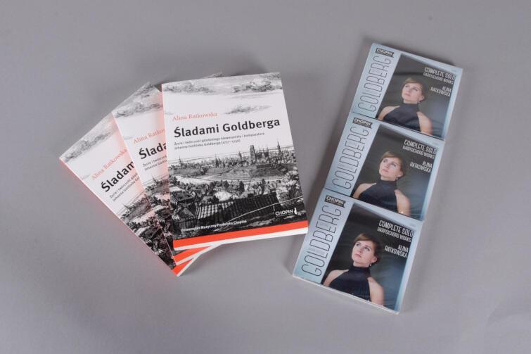 Pierwsze na świecie takie wydawnictwa poświęcone Goldbergowi. Premiera w sobotę, 13 kwietnia, w Domu Uphagena