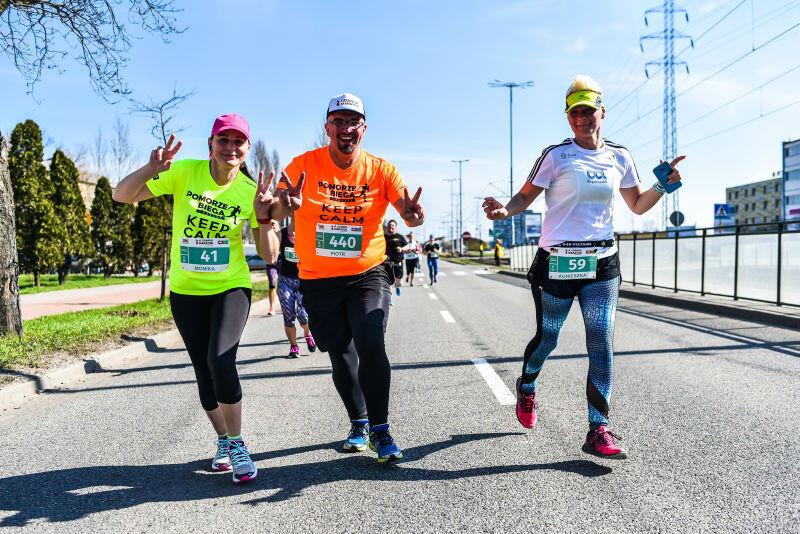Na trasie 4. Gdańsk Maratonu