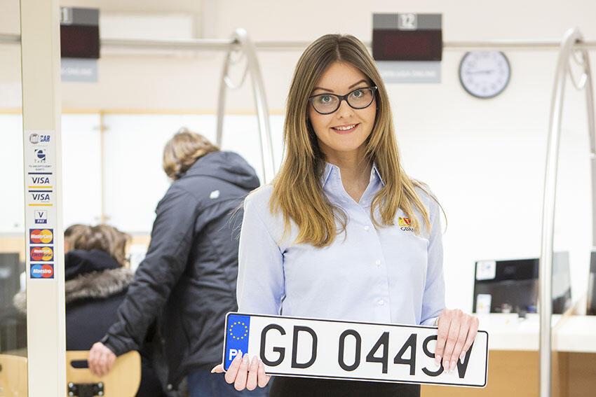 W co drugą sobotę można zarejestrować pojazd na ul. Milskiego 1 w Gdańsku