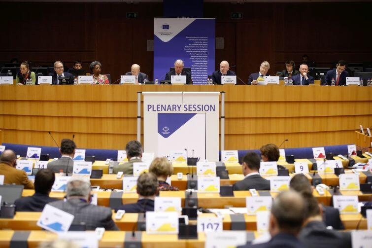 Sesja plenarna Europejskiego Komitetu Regionów