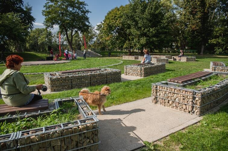 Dzięki środkom z Budżetu Obywatelskiego powstały m.in. nowe, bądź atrakcyjniejsze, miejsca rekreacji