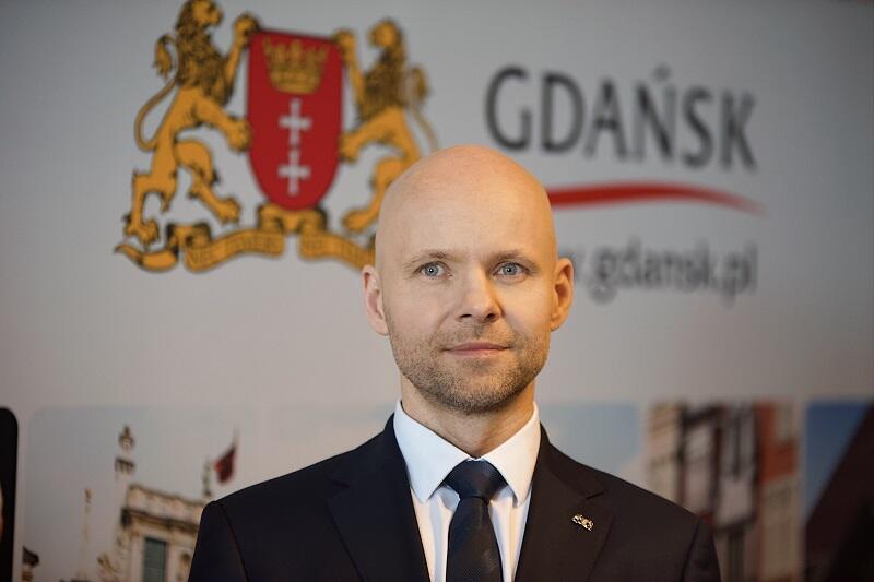 Alan Aleksandrowicz z-ca prezydenta Gdańska ds. polityki gospodarczej
