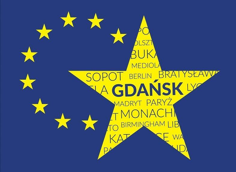 #DziękUEmy - pod tym wspólnym hasłem polskie miasta obchodzić będą razem 15 jubileusz Polski w Unii Europejskiej. Jeden ze wspólnych elementów świętowania to odśpiewanie hymnu Polski i hymnu UE w południe, 1 maja