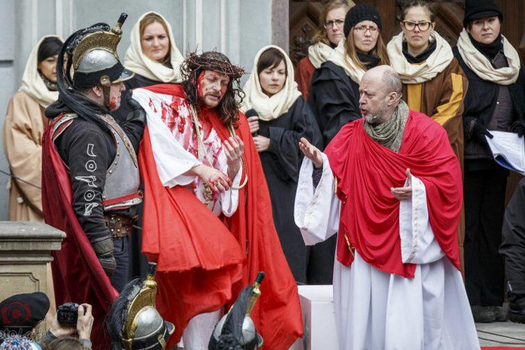 Misterium Gdańskie tradycyjnie wprowadzi wiernych w czas wielkanocnej zadumy