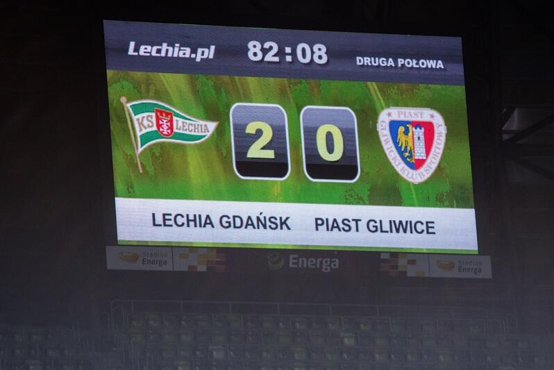W piątek, 29 marca, w Gdańsku było 2:0
