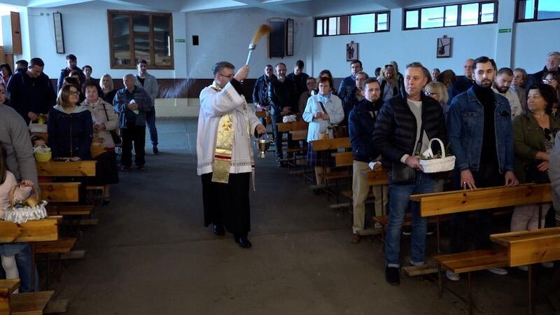 Pokarmy, które święcimy w kościele, mają nam zapewnić przez cały rok płodność, obfitość, zdrowie i dostatek