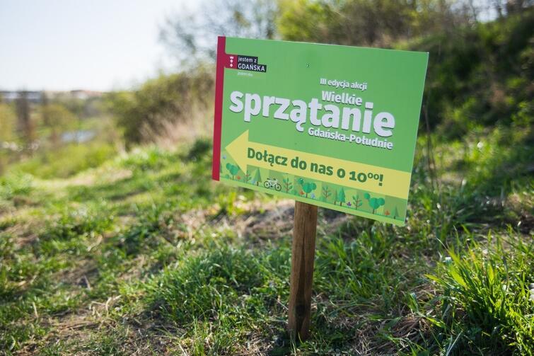 Wszystkie ręce na pokład. Wielkie Sprzątanie Gdańska - Południe już w tę sobotę, 27 kwietnia!