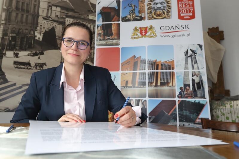 Prezydent Aleksandra Dulkiewicz odpowiada na apel przewodniczącego radnych PiS
