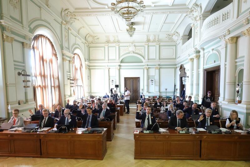 W czwartek, 25 kwietnia, odbyła się dziewiąta sesja Rady Miasta Gdańska