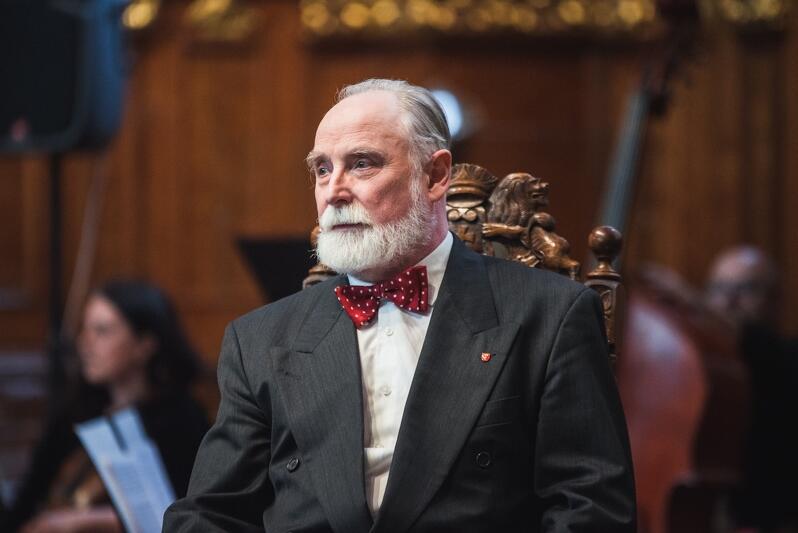 Stefan Chwin, gdańszczanin, skończył 70 lat