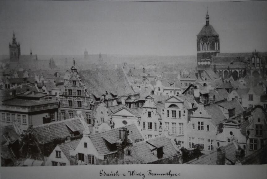 Odbitka warszawska tego widoku wyszła z pracowni Beyera, ale nie jest sygnowana