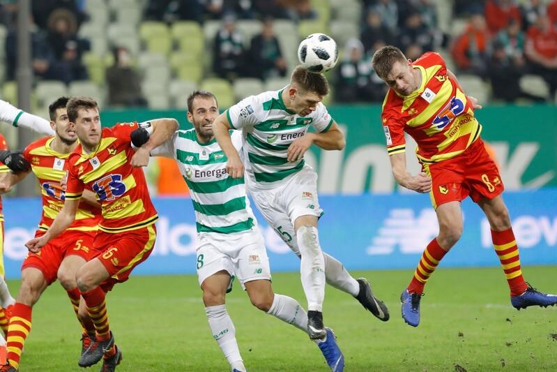 W listopadzie 2018 roku Lechia pokonała w Gdańsku w ekstraklasie Jagiellonię 3:2. Gola zdobył m.in. Michał Nalepa