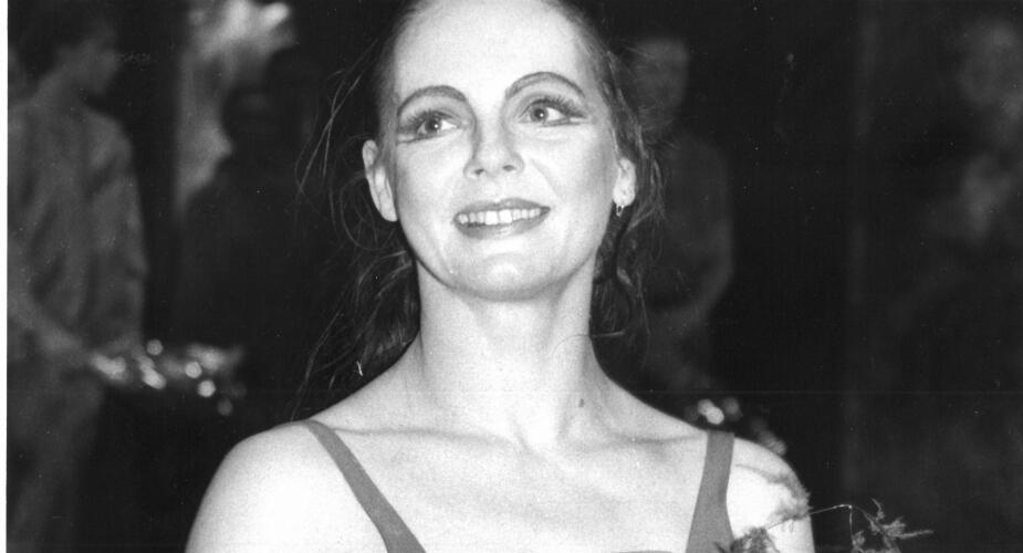 25-lecie pracy artystycznej Ewy Wycichowskiej, Teatr Wielki w Łodzi, 1994 r. Fot. Ch. Zieliński