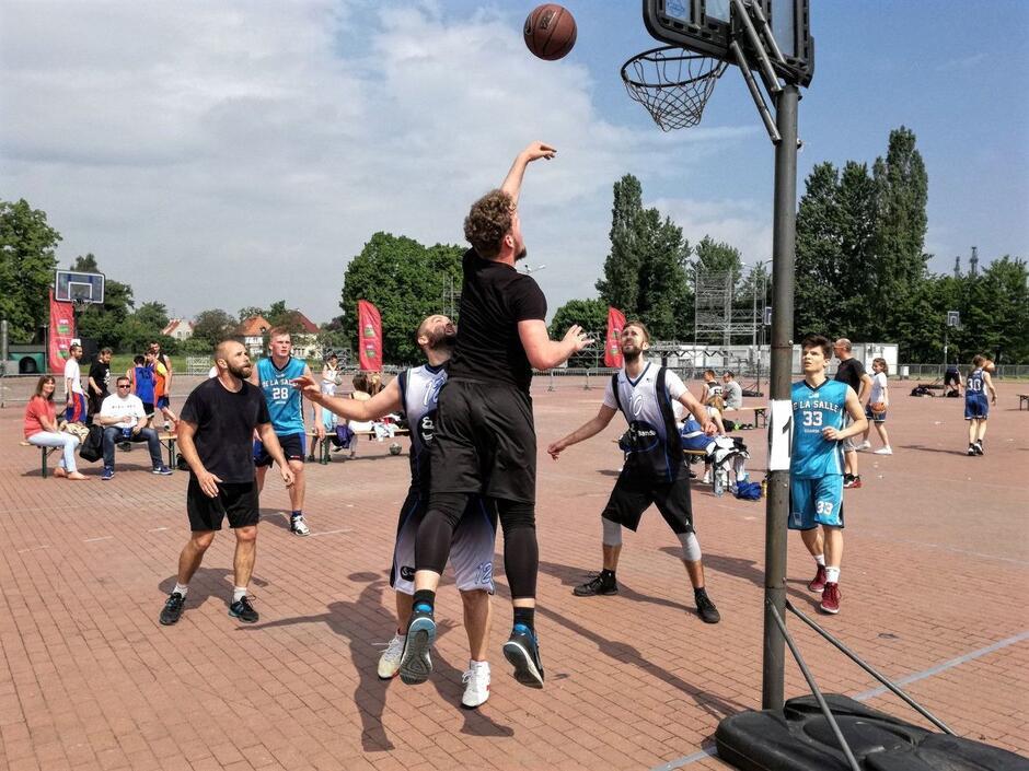 Czas rozpocząć sezon Gdańsk Streetball Challenge 2019. Pierwsza edycja 11 maja.