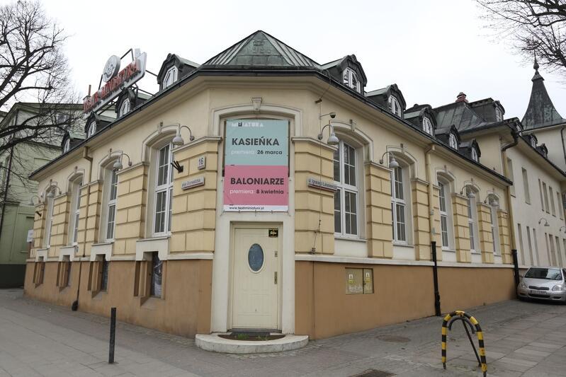 W połowie maja dowiemy się kto będzie nowym dyrektorem Teatru Miniatura