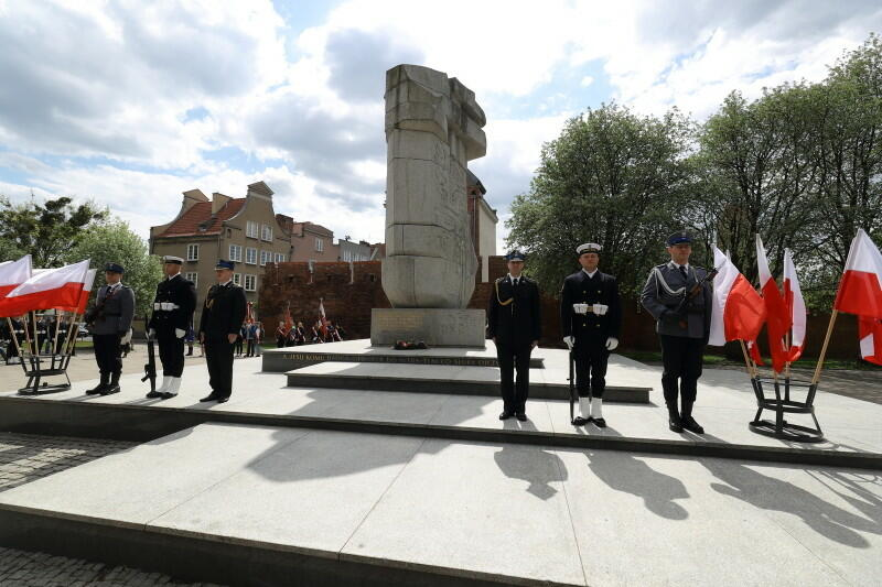 Gdańskie obchody 74. rocznicy II Wojny Światowej