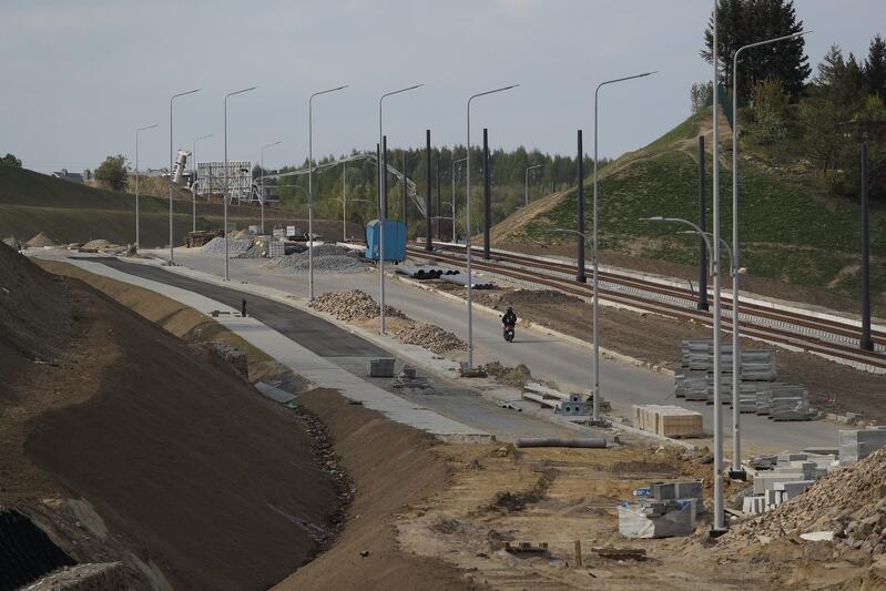 Minął już rok od rozpoczęcia budowy tzw. Nowej Bulońskiej Północnej
