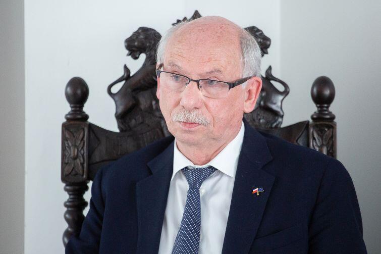 Janusz Lewandowski – Koalicja Europejska PO-PSL-SLD-.N-Zieloni