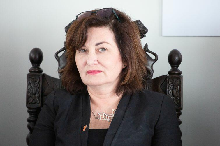 Beata Maciejewska – Wiosna Roberta Biedronia