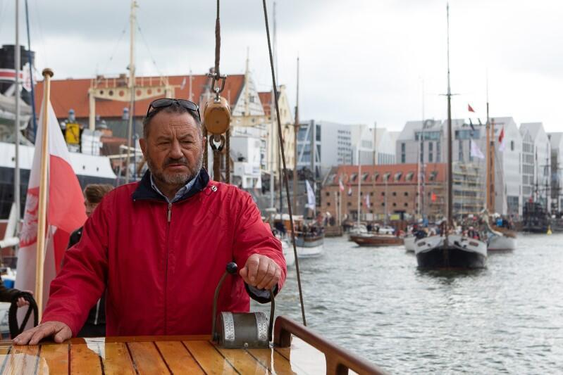 Taka Motława, pełna żaglowców i łodzi, zawsze robi duże wrażenie i jest atrakcją dla wszystkich