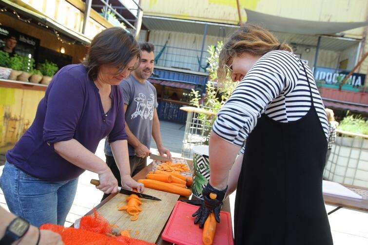 Kuchnia społeczny to już stały punkt podczas Dnia Różnorodności w Gdańsku.
