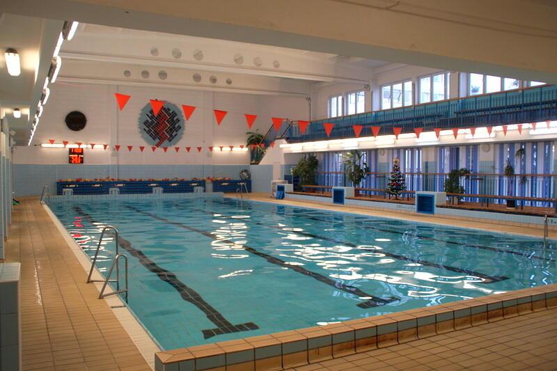 Szkoła będzie miała też nowy basen
