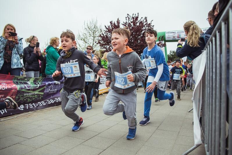 Pierwsza edycja tegorocznego cyklu biegów dzielnicowych odbyła się w Przymorzu Wielkim