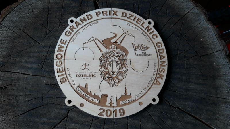 Dla najlepszych przygotowane są medale