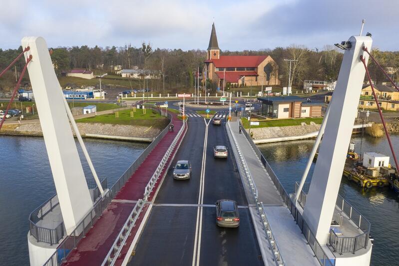 Mieszkańcy Gdańska i turyści chwalą sobie nowy most w Sobieszewie już od kilku miesięcy. Teraz inwestycja została wyróżniona spośród wielu budowli komunalnych w kraju