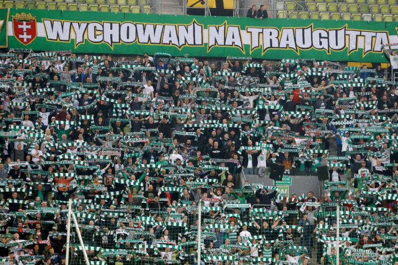 Ostatni mecz Lechii w sezonie oglądało 15 tysięcy kibiców