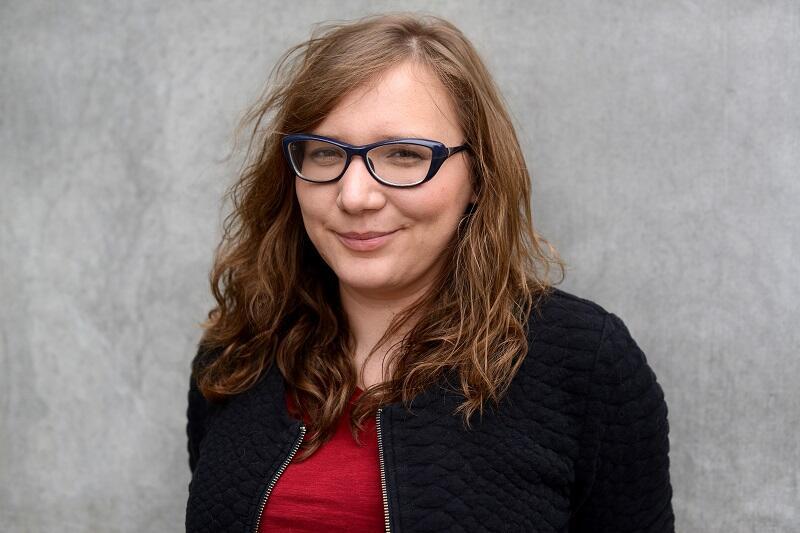 Elżbieta Benkowska, autorka scenariusza do pełnometrażowego filmy `Orunia 4ever`
