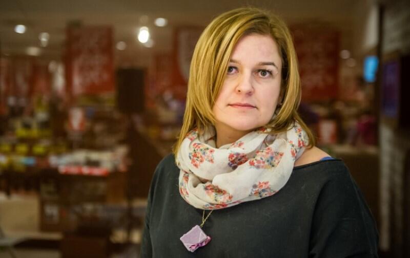 Magdalena Witkiewicz, autorka 25 popularnych powieści obyczajowych zadebiutowała w 2008 roku książką Milaczek