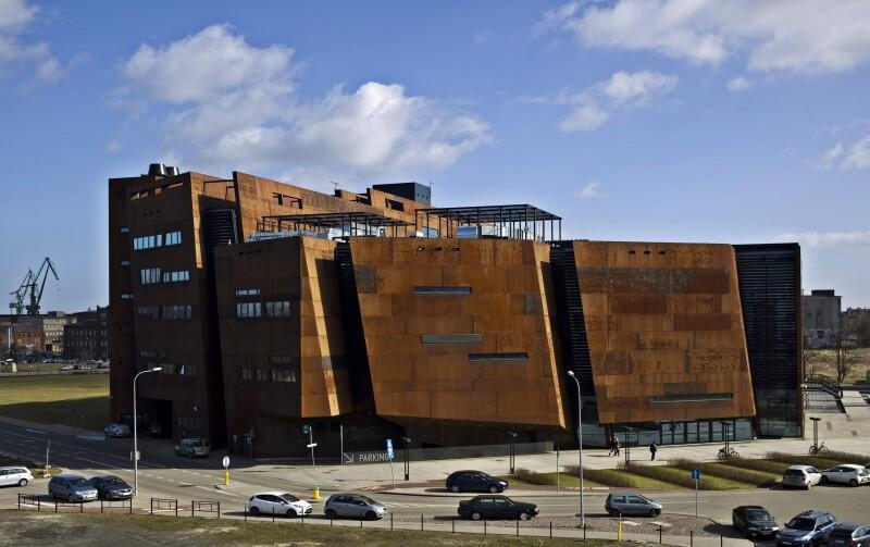 Europejskie Centrum Solidarności. Spotkanie podsumowujące 20-lecie CSW Łaźnia odbędzie się w bibliotece ECS 21 maja 2019 o godz. 18