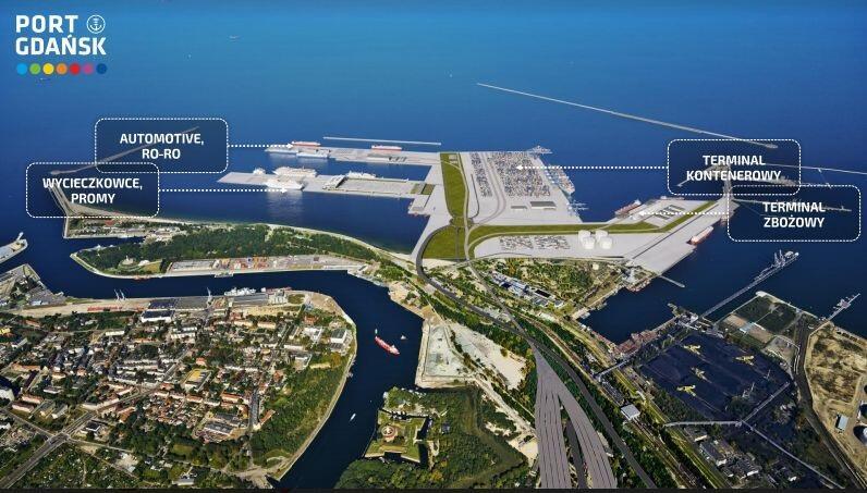 Pierwszy terminal ma rozpocząć pracę w 2029 r.