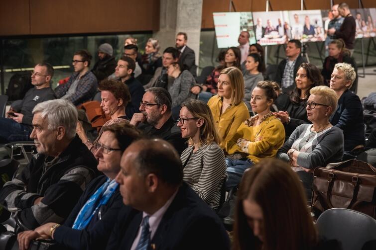 Poprzednie Forum Integracji i Migracji odbyło się w grudniu 2018 roku