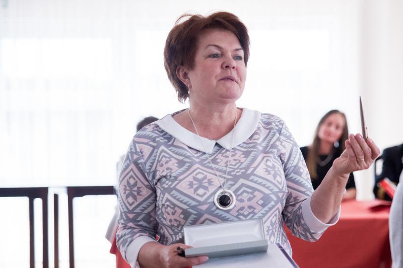 Mieczysława Cierpioł prezes Stowarzyszenia Przyjaciół Wyspy Sobieszewskiej, które od początku organizuje Piknik