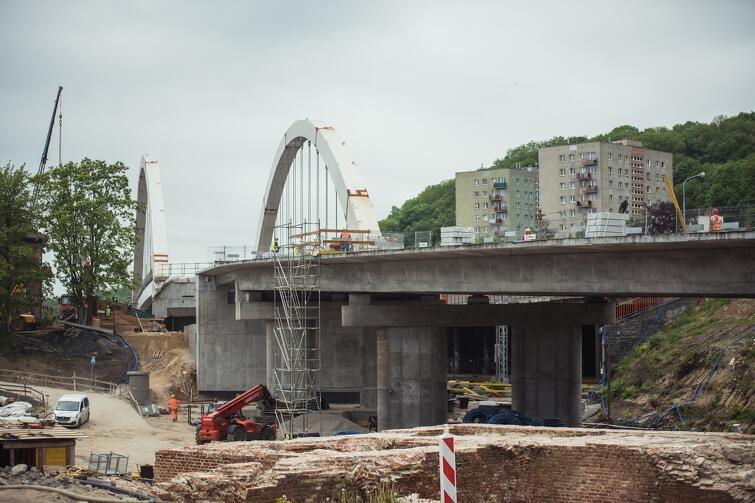 Pierwszy wiadukt powinien być gotowy jeszcze w tym roku. Natomiast cała inwestycja zakończy się jesienią 2020 r.