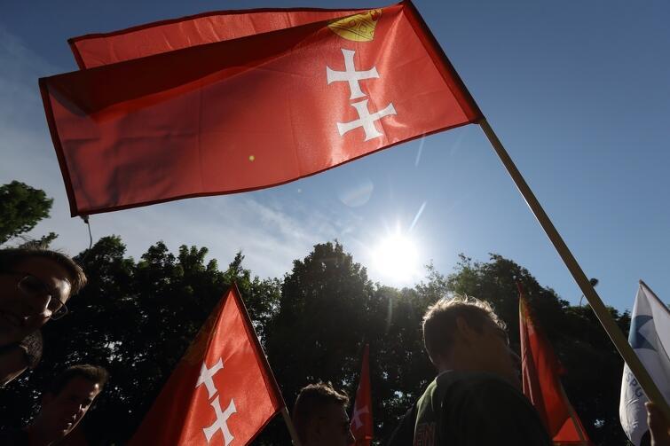 W sobotę, 25 maja, w Gdańsku będą rozdawane flagi, niezbędne w radosnym obchodzeniu Święta Miasta